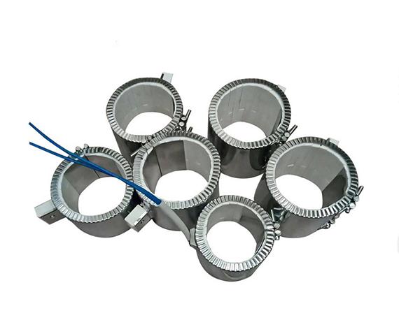 陶瓷式电加热圈