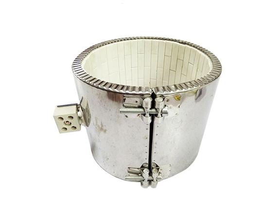 陶瓷电加热圈